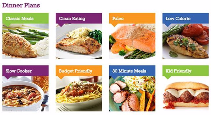 Meal Plans Subscriptions From eMeals - Eat better AND save money; these weekly meal plans from eMeals make healthy meal planning simple