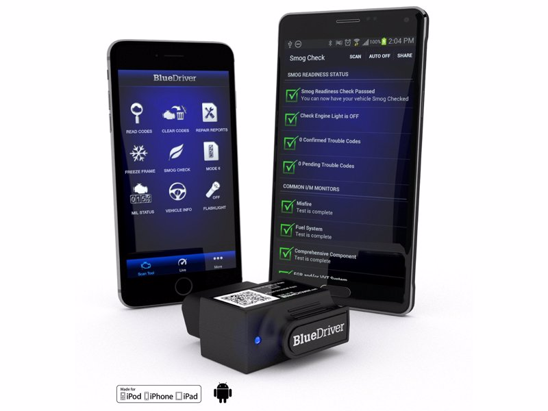 BlueDriver Vehicle Diagnostic Scan Tool And App