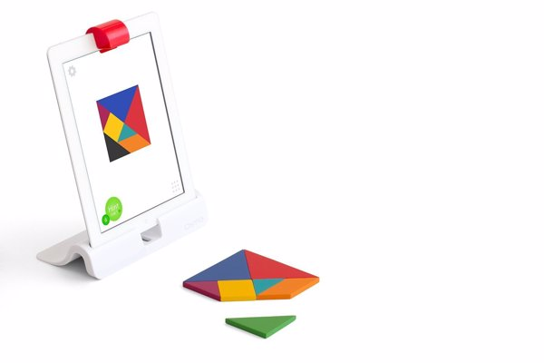 Osmo Gaming System for iPad - Osmo is a unique gaming accessory that will change the way your child plays. Crafted with reflective artificial intelligence, a groundbreaking technology that bridges the real and digital realms
