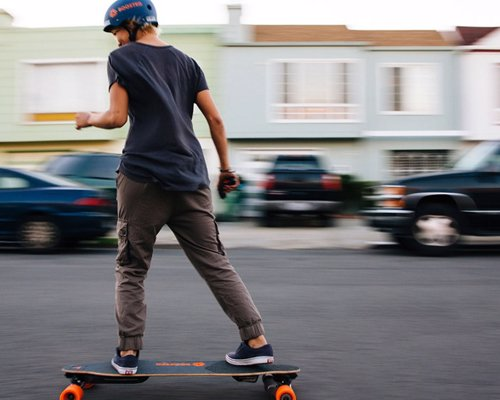 The Ultimate Electric Skateboard - Boosted Boards are powerful electric skateboards that are thrilling to ride and perfect for the last mile of your commute