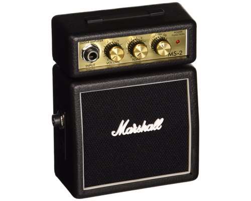 Mini Marshall Guitar Amp