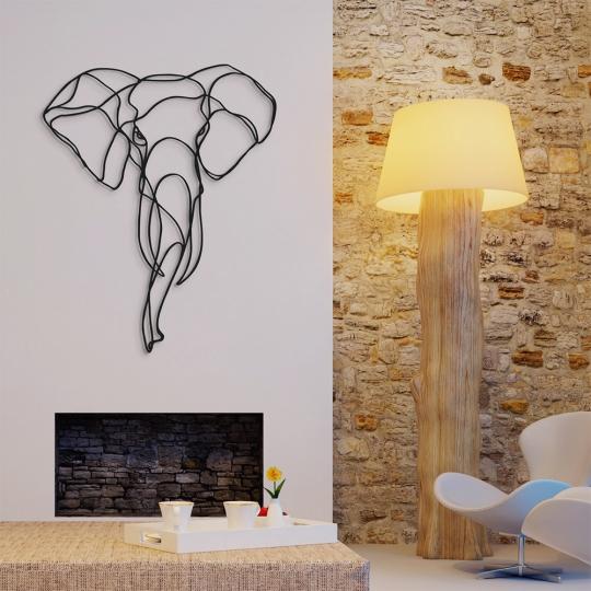 Animal Wall Art Sculptures