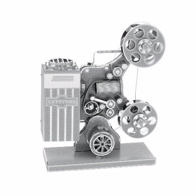 Movie Projector Metal Modelling Kit