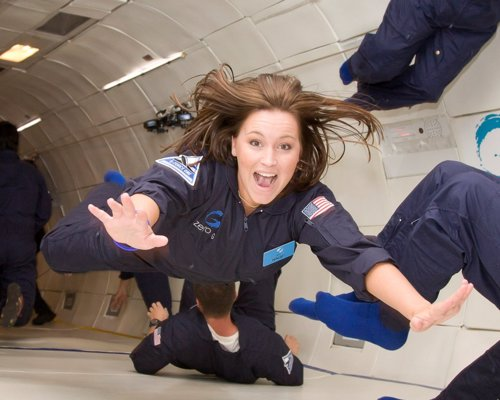 Experience Zero Gravity Weightlessness