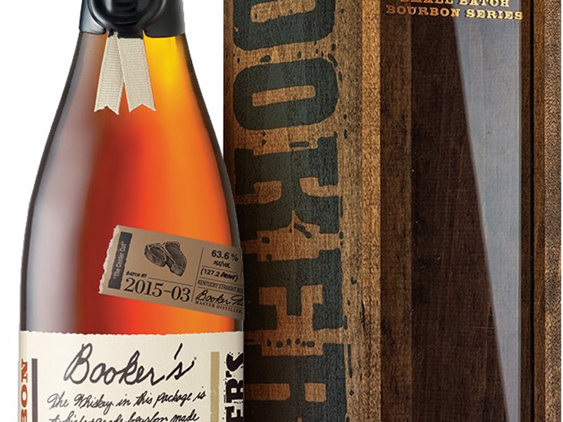 Booker S Small Batch Bourbon Expertly Chosen Gifts