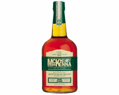 Henry McKenna 10 Year Old Single Barrel - One of the best value single barrel bourbons on the market that typically flies under the radar