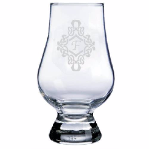 Personalized Glencairn Whiskey Glass