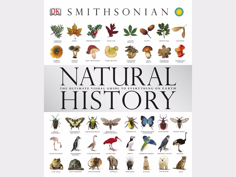 Smithsonian Natural History - The ultimate visual guide to everything on Earth!
