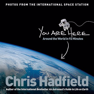 You Are Here: Photographs from the International Space Station - Follow a single orbit of the ISS in this spectacular photographic tour of the planet.