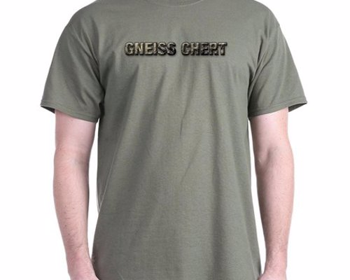 Geologist Humor T-Shirt - A clever t-shirt that the amateur geologist will love, but everyone won't