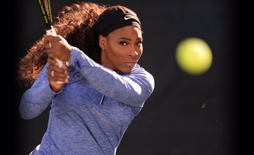 Exclusive Online Tennis Lessons From Serena Williams - Learn tennis online with 10 exclusive online video lessons taught by the world #1