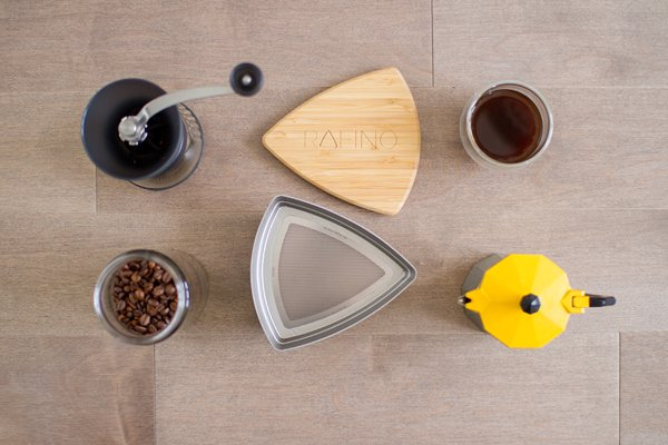 Coffee Grind Refining System - Get the perfect coffee grind with this precision coffee sieve, for the perfectionist barista that wants the highest level of consistency