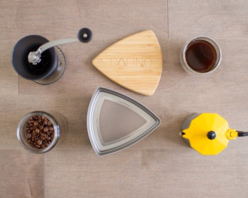Coffee Grind Refining System