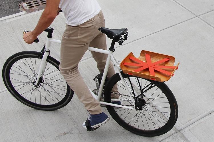 Super Stylish Bicycle Cargo Rack Expertly Chosen Gifts