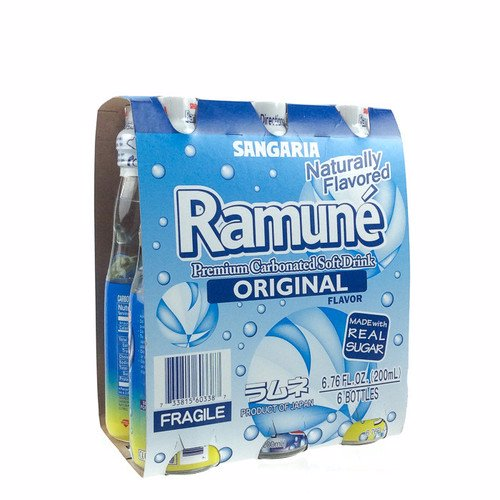 Japanese Ramune Soda - A unique drink that is nostalgic among Japanese adults