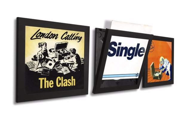 Easy Access Vinyl Frames