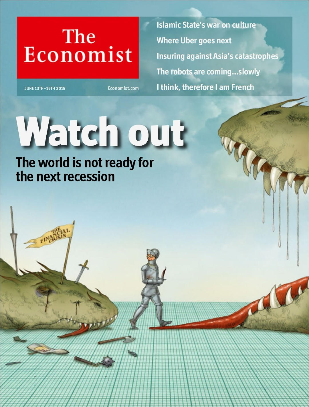 Fair Market Value >> The Economist Magazine Subscription | Expertly Chosen Gifts