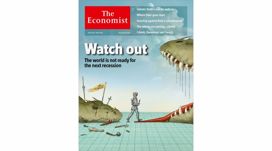 The Economist Magazine Subscription | Expertly Chosen Gifts