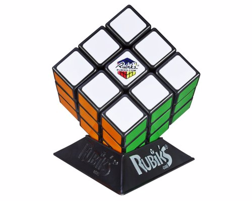 Rubik's Cube Puzzle - The ultimate puzzle for people who like to give their brain a workout, or show off