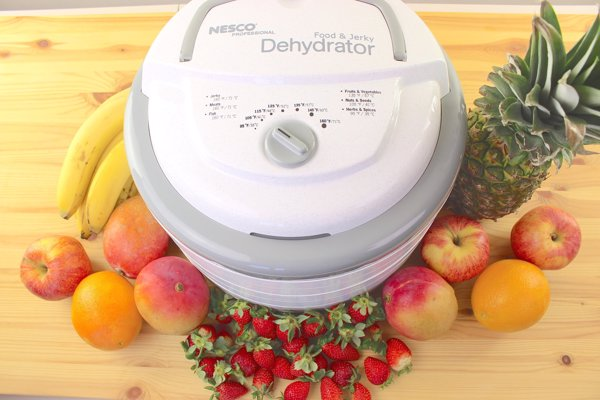 Snackmaster Food Dehydrator - Dry fruit, vegetables, jerky in hours for delicious, nutritious snacks
