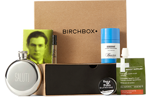 Birchbox Grooming Box Subscription - Get a personalized assortment of grooming and style upgrades delivered to your door each month.