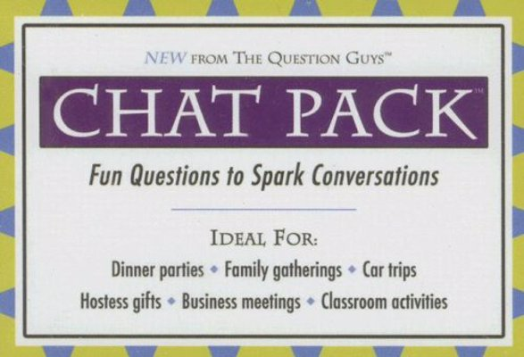 Chat Pack - Fun Questions to Spark Conversations