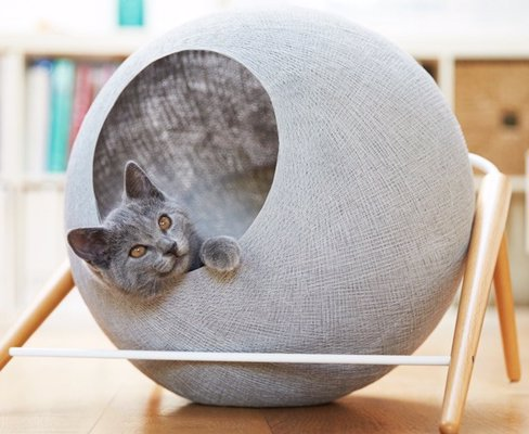 Meyou - Classy Furniture for Your Cat - Beautiful cat beds for the design conscious person, and most stylish felines
