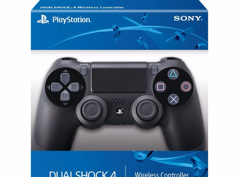 DualShock4 PlayStation Controller - Grab an extra controller and play with a friend
