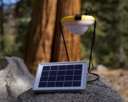 Sun King Pro Portable Solar Lantern and USB Charger