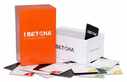 IBETCHA - The ultimate party game