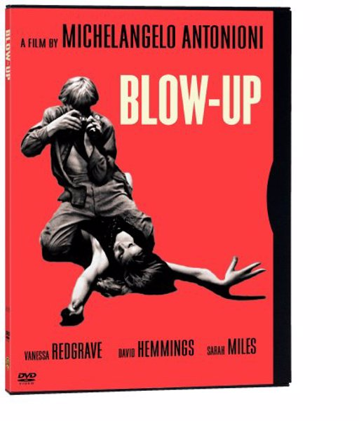 Blow Up - Iconic film set in 60s London mixing the world of fashion photography with murder mystery