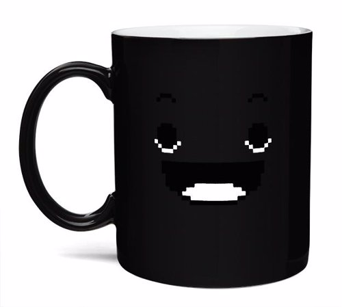 8 Bit Rise & Shine Heat Change Mug
