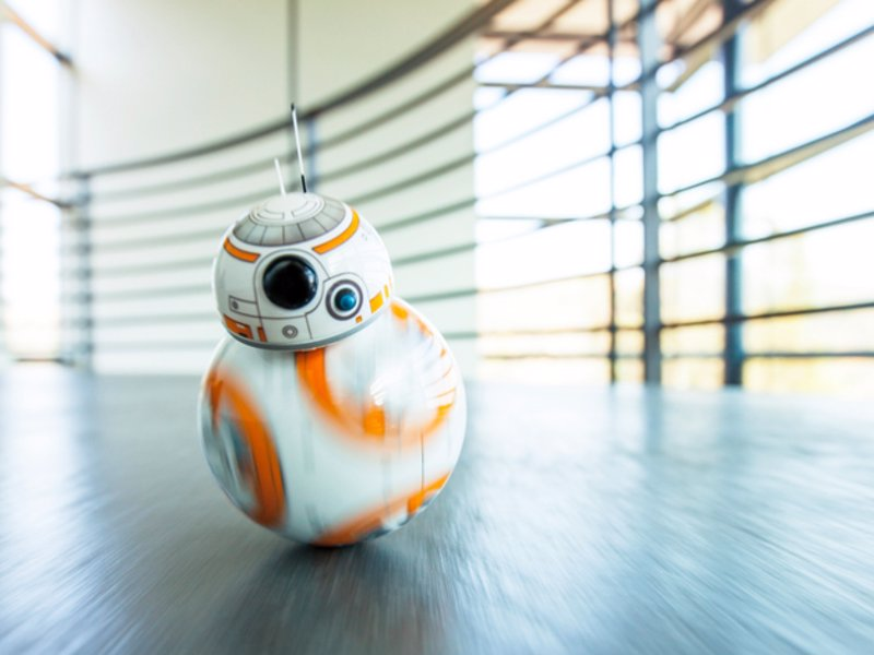 Sphero BB-8 App-Enabled Droid - Get the awesome Star Wars BB-8 droid everyone is talking about