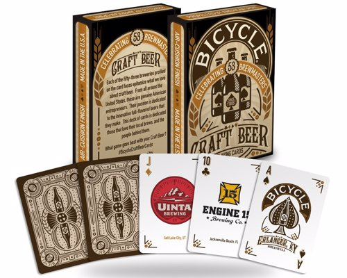 Craft Beerd Playing Cards