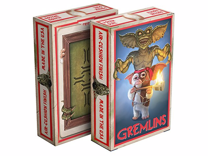 Gremlins - A range of retro decks from cult classics including Goonies, Ghostbusters, Gremlins and the Princess Bride