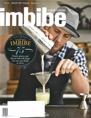 Imbibe Magazine Subscription