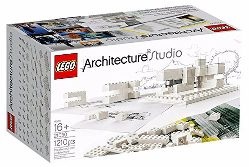 LEGO Architecture Studio - Release your inner architect and explore a world of endless creative possibilities