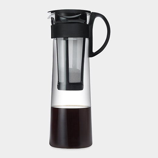 Hario Water Brew Coffee Pot - An elegant and easy way to make delicious cold brew coffee