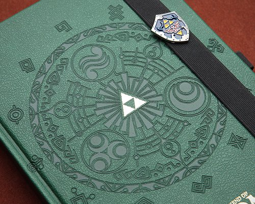 Zelda Premium Journal