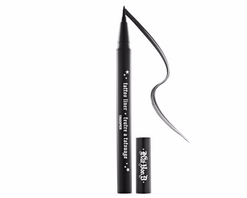 Kat Von D Tattoo Eyeliner - A water-resistant eyeliner pen for the perfect cat eye