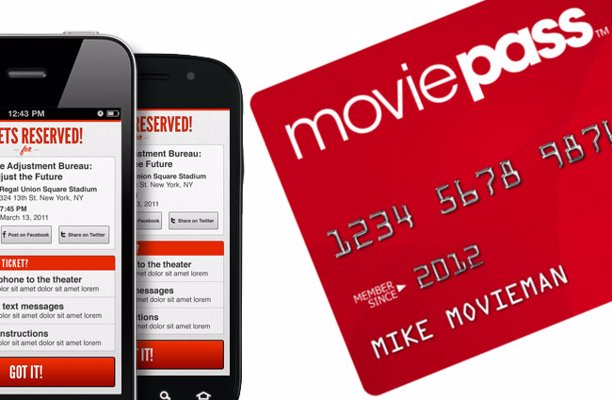MoviePass Movie Subscription - MoviePass gives you subscription access to movies in theaters nationwide