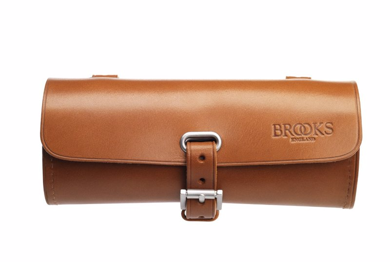 Brooks Saddles Challenge Tool Bag - Retro saddle tool bag, designed and patented in 1896 by the legendary Brooks Saddles