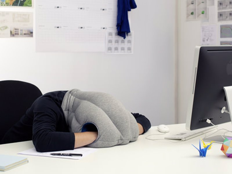Ostrich Pillow Nap Anywhere Expertly Chosen Gifts
