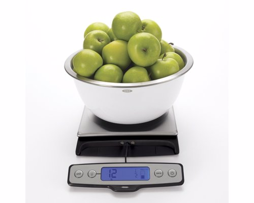 OXO Good Grips 22-Pound Food Scale