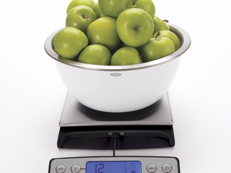 Oxo Good Grips 22 Pound Food Scale Expertly Chosen Gifts
