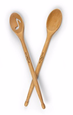 Mix Stix Drumstick Spoons - Rock out in the kitchen