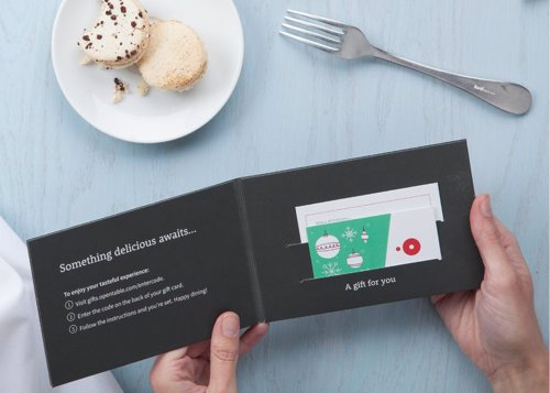 OpenTable Gift Card - Treat someone to a meal out at their favorite restaurant, or try somewhere new