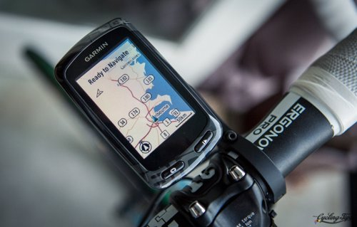 Garmin Edge 810 GPS Bike Computer - The ultimate bike computer featuring performance monitoring, GPS navigation, touchscreen, and connectivity features