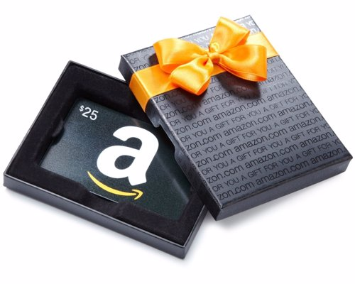 Amazon Gift Voucher - Not sure what to get? An Amazon gift card is a safe choice