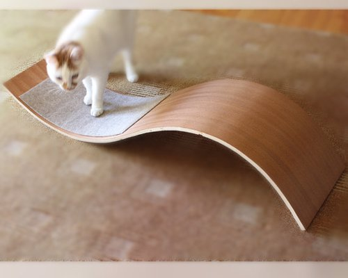 Oscar Cat Rest - Architecturally Inspired Cat Furniture